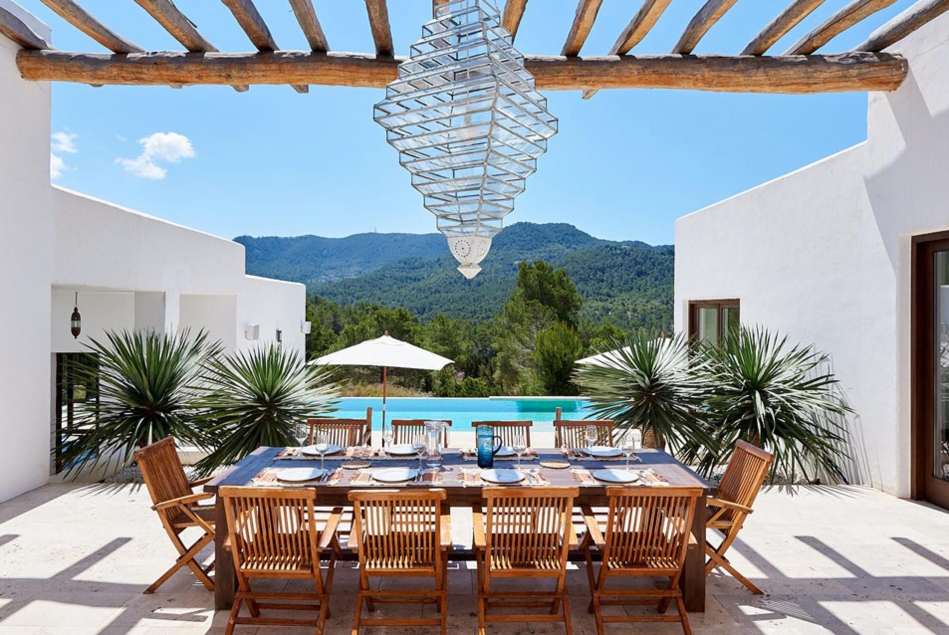 Ayurveda Retreat Ibiza Haus ansicht