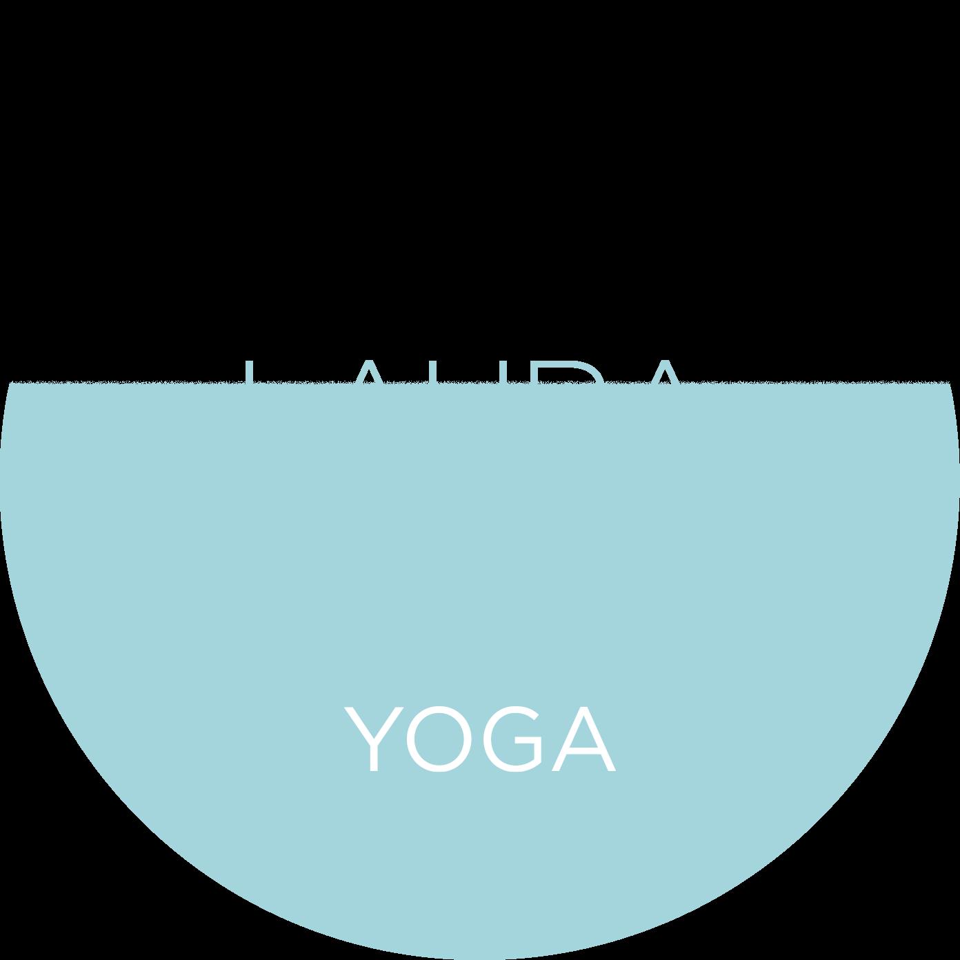 Logo Laura Loves Yoga